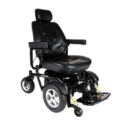 "Trident HD Heavy Duty Power Chair with 22"" Wide Seat"