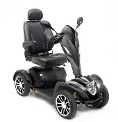 "Cobra GT4 Heavy Duty Power Mobility Scooter with 20"" Wide Seat"