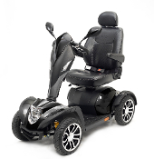 "Cobra GT4 Heavy Duty Power Mobility Scooter 22"" Wide Seat"