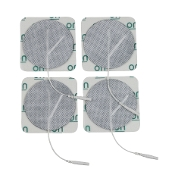 Round Pre Gelled Electrodes for TENS Unit
