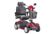 "Ventura Power Mobility Scooter, 4 Wheel with 20"" Captains Seat"