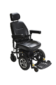 "Trident Front Wheel Drive Power Chair with 18"" Wide Seat"